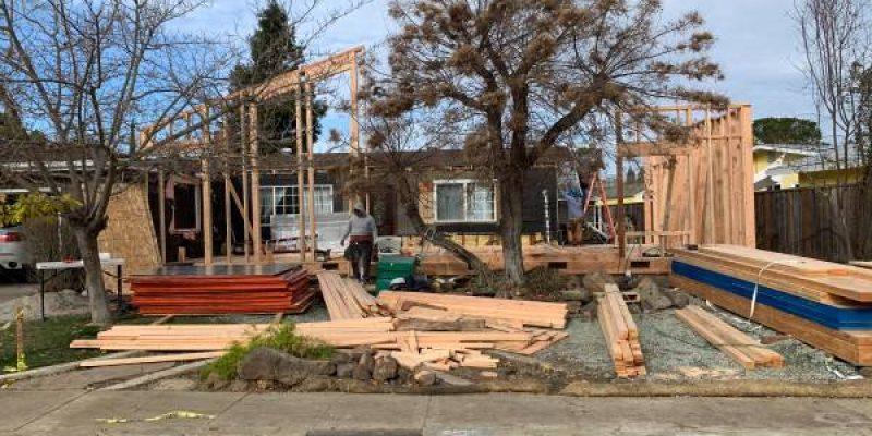 Framing Contractors, Structural, New Construction, Rough works (walnut creek)