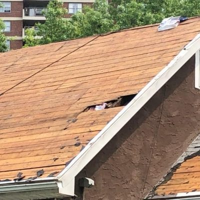 A Stewart Roofing and Waterproofing