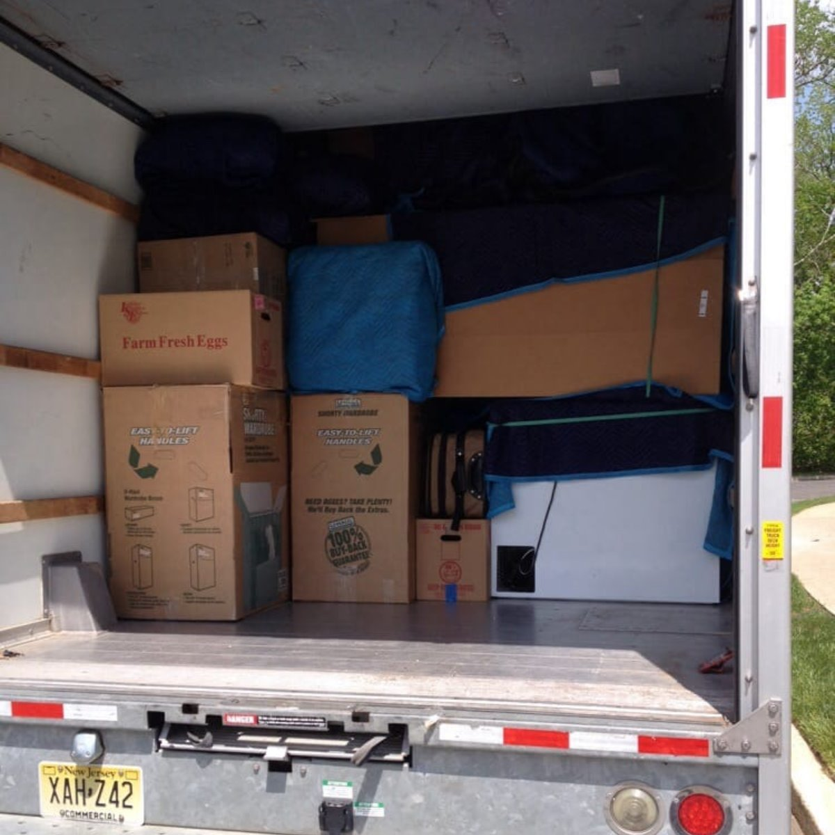 GoWagon Packing + Moving