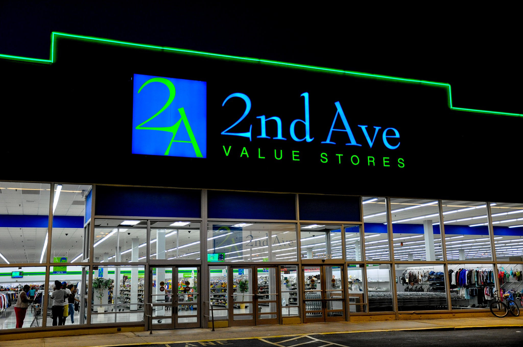 2nd Ave Thrift Superstore
