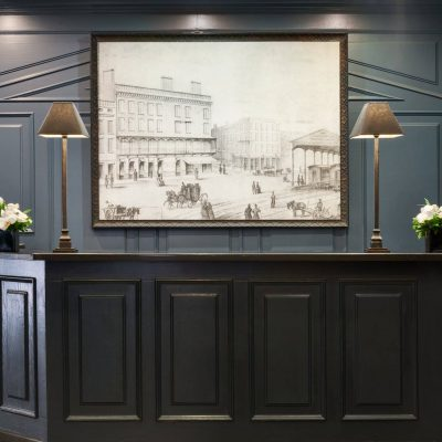 The Frederick Hotel