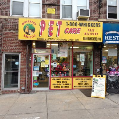 Whiskers Holistic Petcare