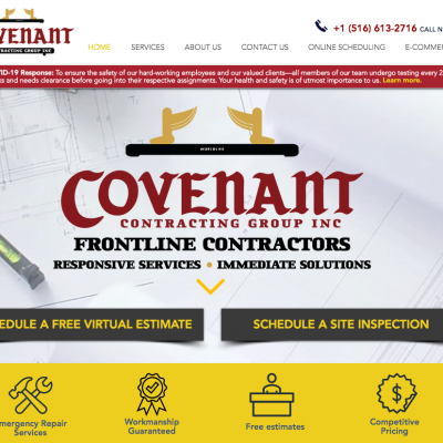 Covenant Contracting Group