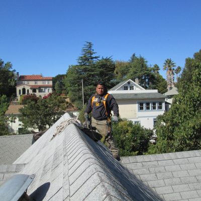 Able Roofing Company