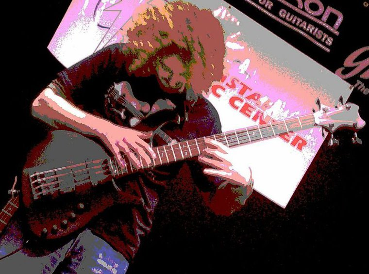 SF Bass Lessons Unlimited