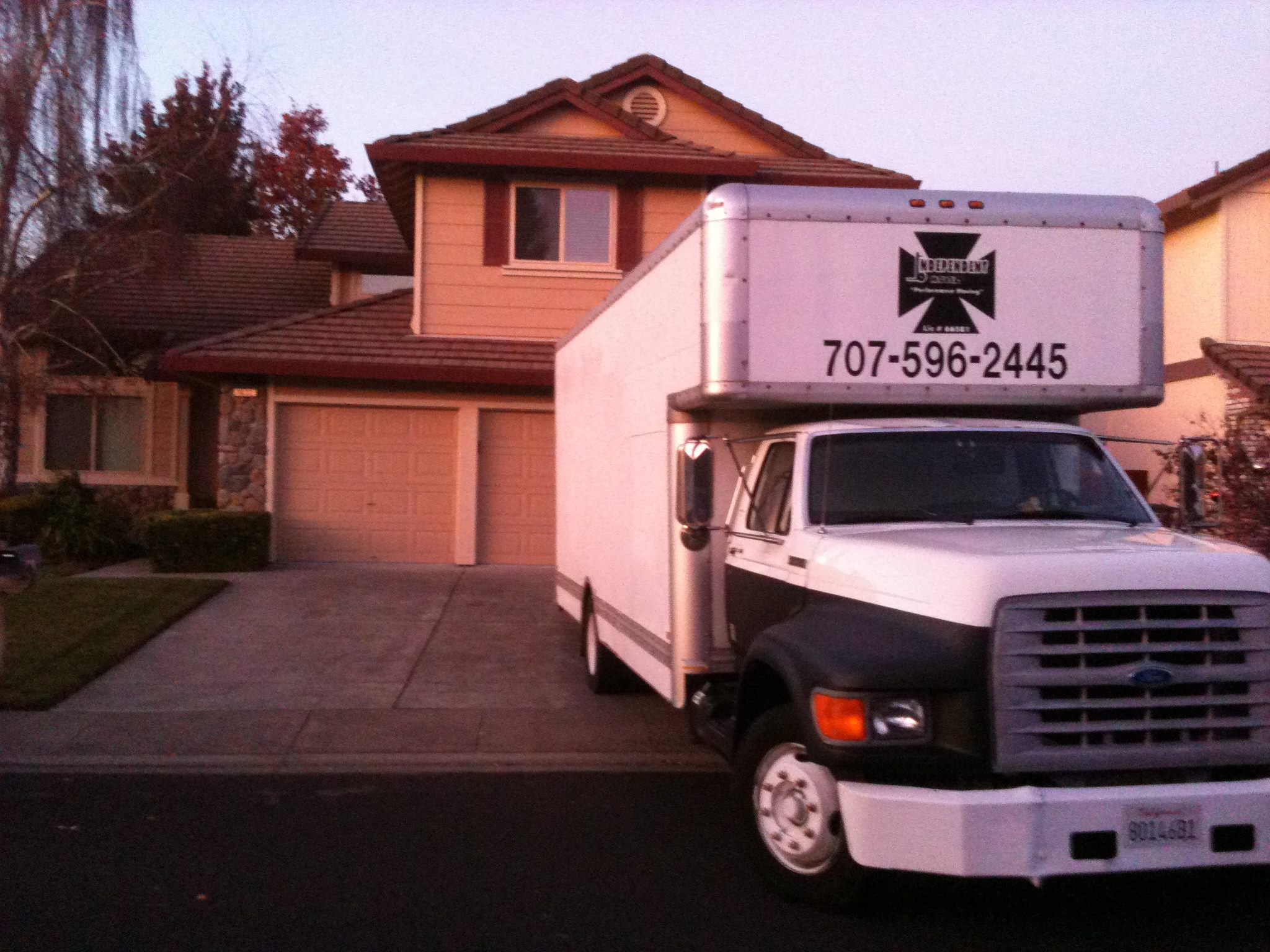 Independent Movers