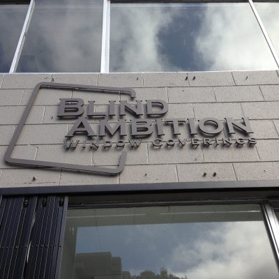 Blind Ambition Window Coverings