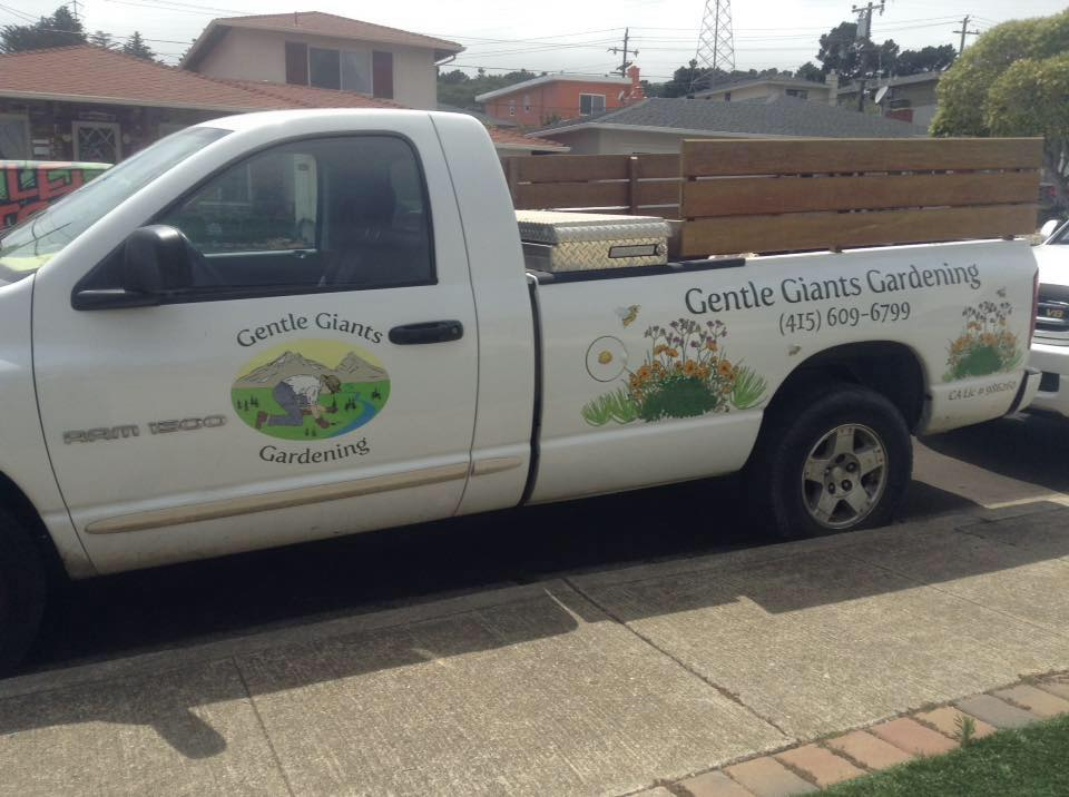 Gentle Giant's Gardening and Landscaping Services