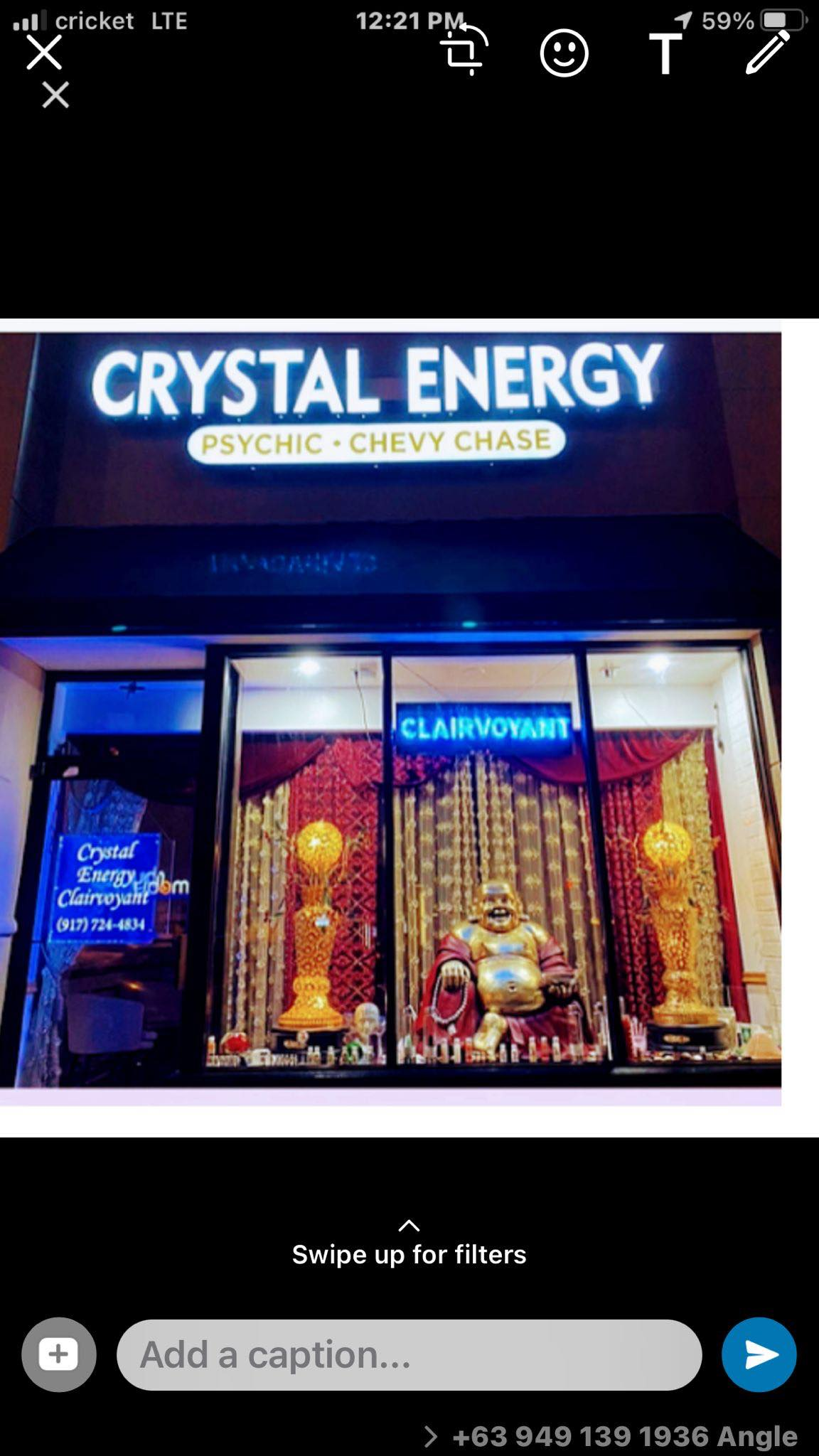 Psychic in New York – Crystal Energy